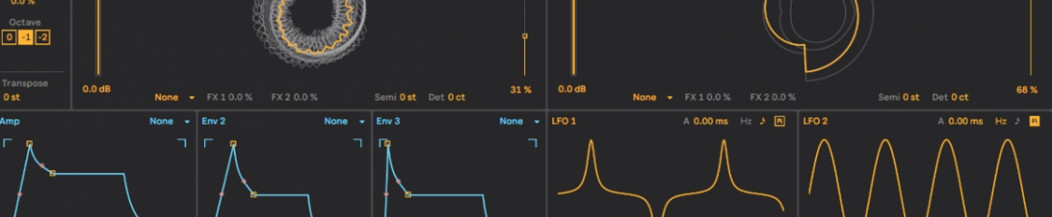 Ableton Wavetable: Kouzlo wavetable syntézy