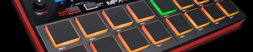 Další průšvih Akai - samplery MPX 8 a MPX 16
