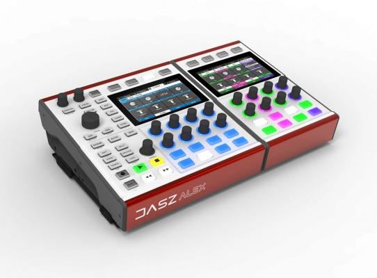 Produkční systém DASZ ALEX