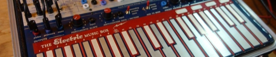 Vintage Synth Museum