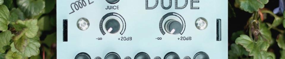 Bastl Instruments Dude - kapesní mix