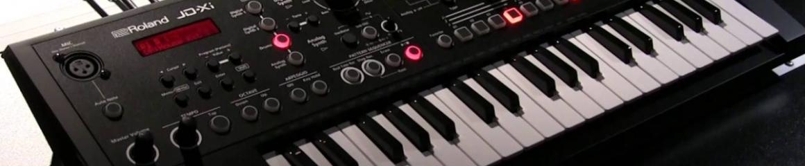 Roland JD-XI dostal side-chain kompresor, shuffle a pár dalších funkcí