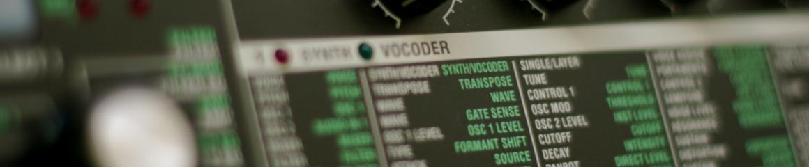 Jak koupit první syntezátor?