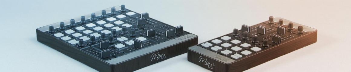 Mine Modular MIDI Controller