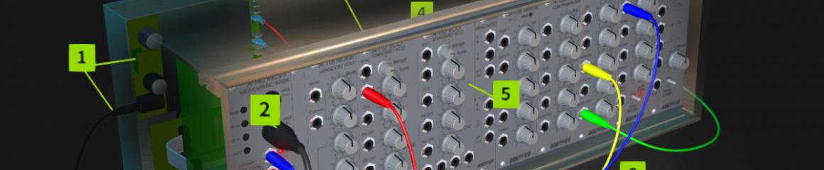 Jak funguje modulární syntezátor