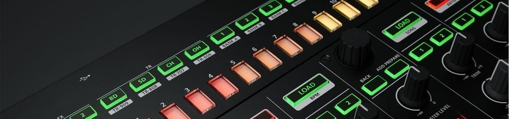 Roland DJ-808: Jedinečný kontrolér a drum machine pro DJ