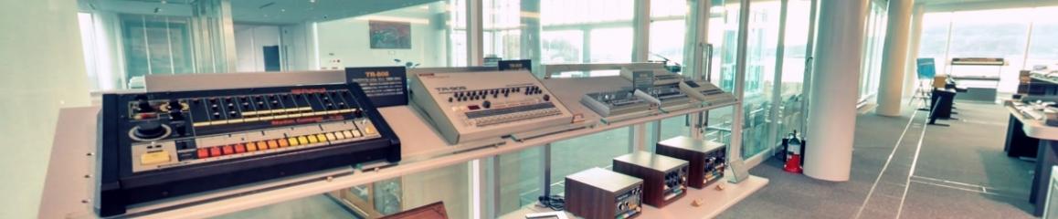 Virtuální prohlídka muzea Roland