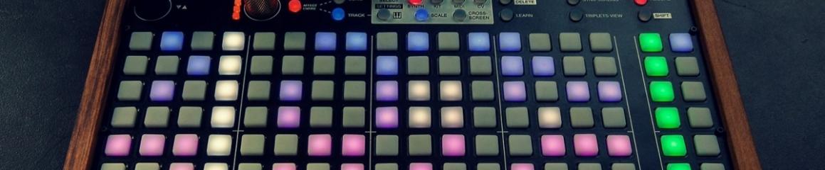 Deluge - syntezátor, sampler a sekvencer