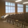 Reference: Rekonstrukce instalací v budově Církev Víry