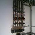 Montáž kombinovaného topení
