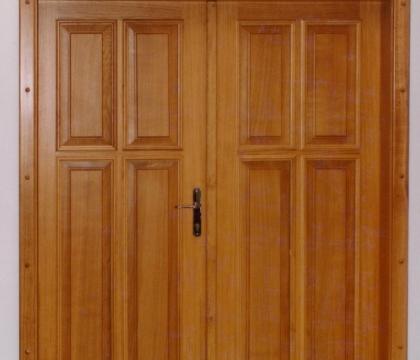 Kazetové protipožární dveře