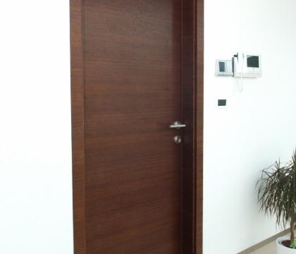 Moderní protipožární dveře