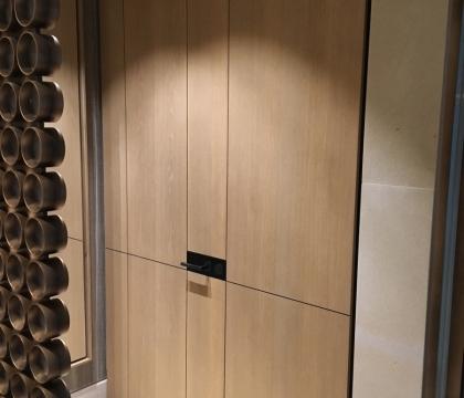 Atypické protipožární dveře v rekonstruované historické vile