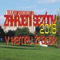 14.04. – Zahájení sezóny 2018 v kempu Žralok