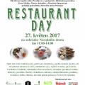 Pozvánka na Restaurant Day