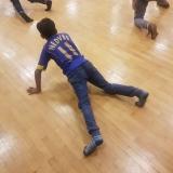 Taneční workshop se skupinou OCR 2017