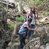 Rešovské vodopády 2018