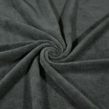 Froté tmavě šedé