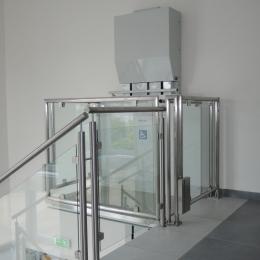 Vertikální plošina VPM 400