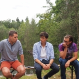 Jaroslav Lorman, Jakub Pavlús a Martin Tománek