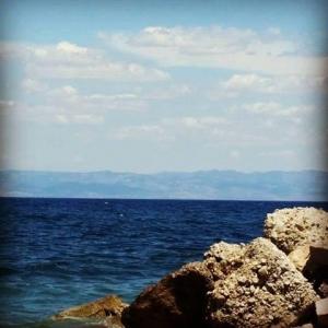 Děsivě klidné Egejské moře