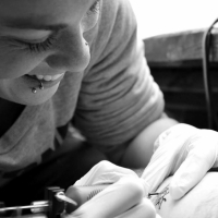 Tetovací workshop