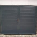 Garážová dvoukřídlá vrata