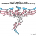 Trapped in my body?