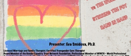 Presentation at FGCU 11-9-19 Conference: LGBTQA++ YOUTH vs THE WORLD: STIRRING THE POT HAND IN HAND