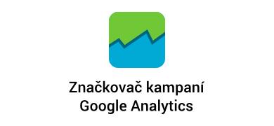 Značkovač kampaní Google Analytics