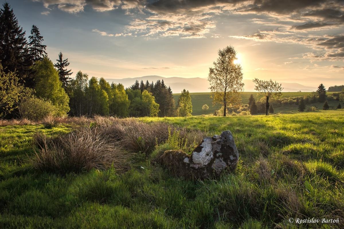 Objevte okouzlující českou přírodu.
