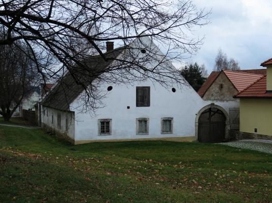 Selský dvůr U Matoušů, nacházející se v Plzni-Bolevci; foto Wikipedia