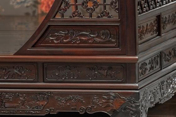 Palisandrový nábytek