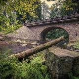 Zhoršený technický stav most vedl k jeho kompletní rekonstrukci v letech 2004 až 2005.