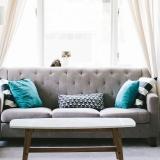 Kouzlo rustikálních obývacích pokojů