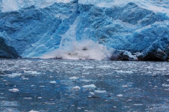 Tání ledovců je globální ekologický problém