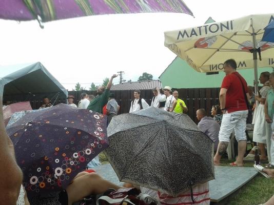 Déšť nás neodradí