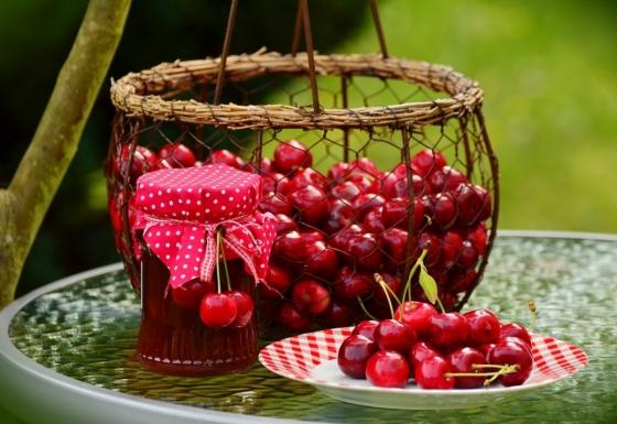 Když je v létě velká úroda, v zimě a na podzim si pochutnáme.