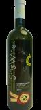Chardonnay, pozdní sběr, 2014 - láhev
