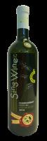 Chardonnay, pozdní sběr, 2014 - Bílé víno polosladké, vinařství Sing Wine