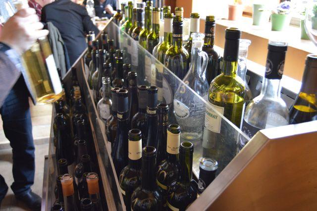chladící boxy s vínem