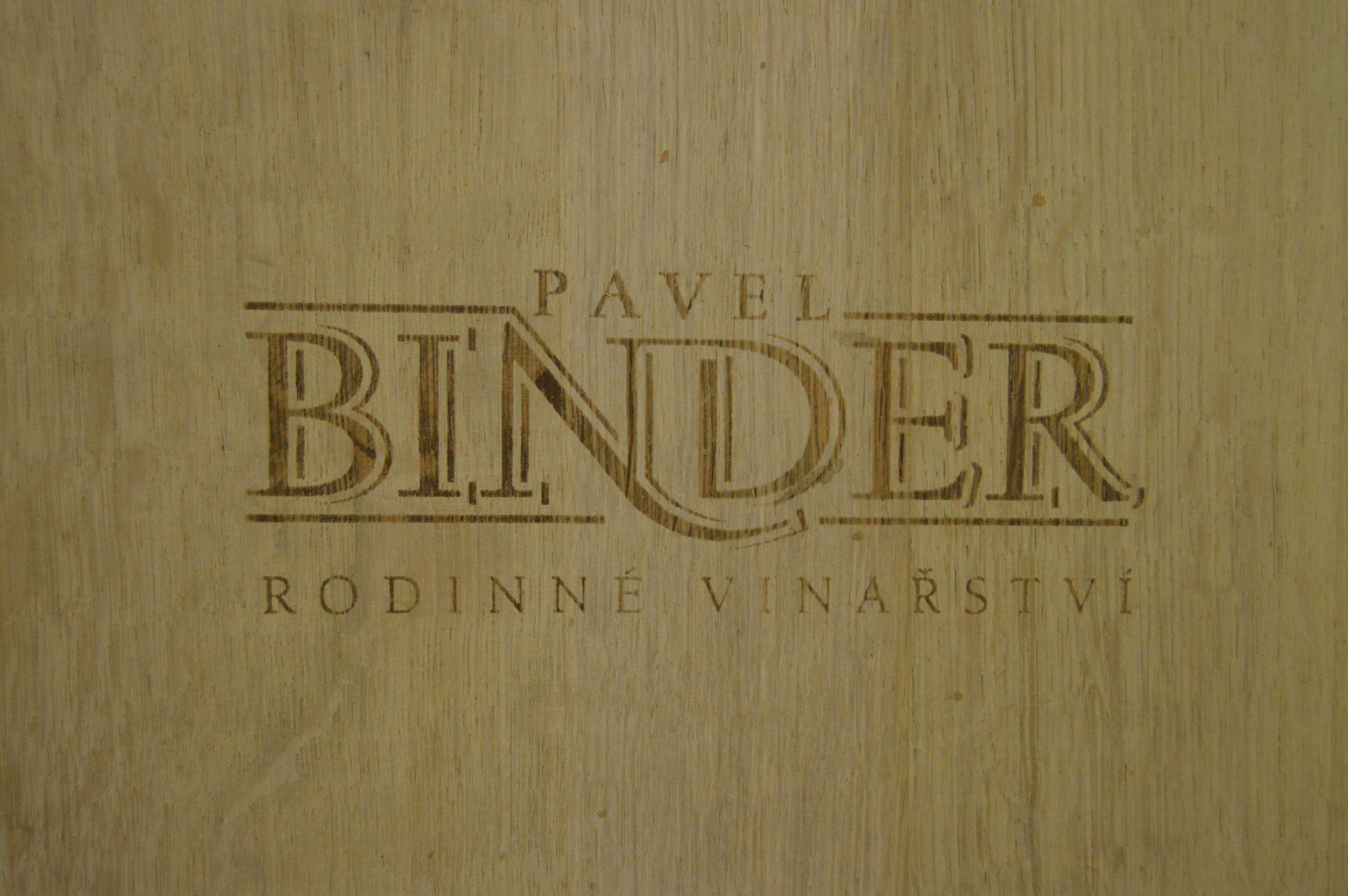vinařství pavel binder