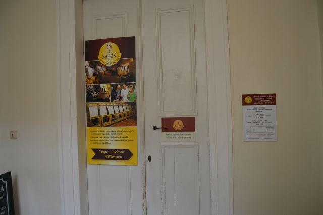 Král vín má zavřeno