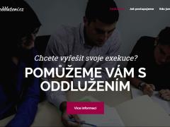 Náhled reference: Řešíme-oddlužení.cz