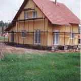 Kompletní instalace pro dřevostavby