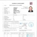 Reference: Certifikát páječe