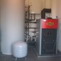 Reference: Realizace topení s akumulační nádobou