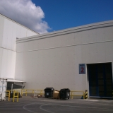 Vytápění průmyslové haly