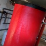 Montáž regulace kotelny Esbe