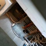 Podlahové topení v podkrovním bytě